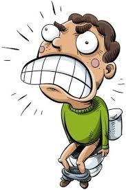 بواسیر یا هموروئید وایجاد فشار هنگام دستشویی