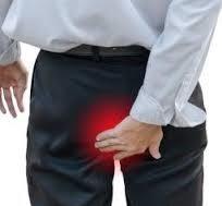 درد مقعد بعد از عمل شقاق یا فیشر